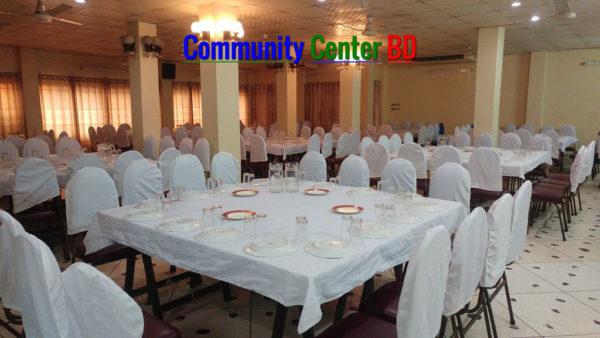 Anondo Bhavan Community center 1