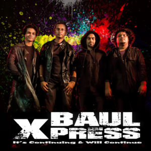 BAUL Xpress band