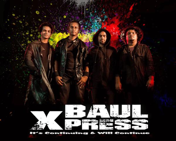 BAUL Xpress band