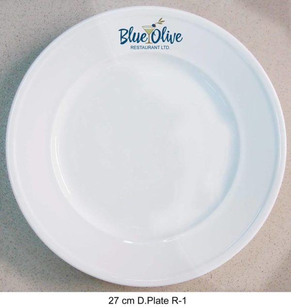 Blue olive Party center 3