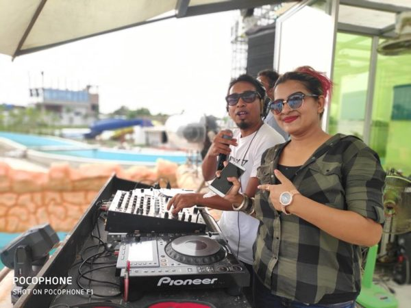 DJ sumi