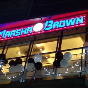 Marsha Brown Party centre 3