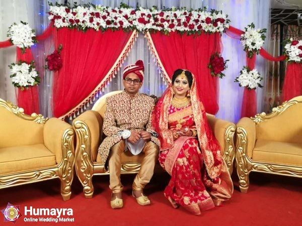 Mr Rajib Zara wedding