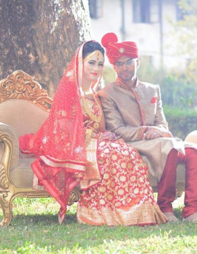 Mr Shahin and Nusrat Wedding