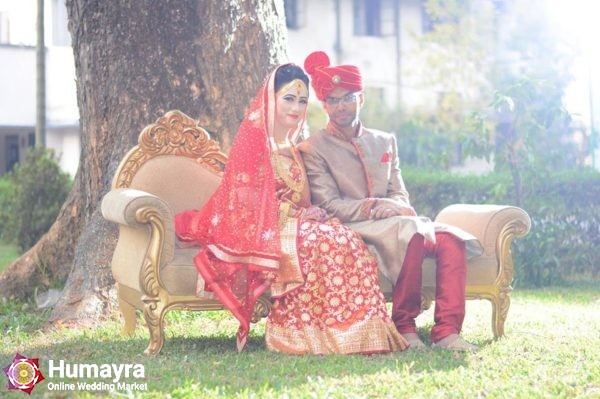 Mr Shahin wedding Nusrat 1