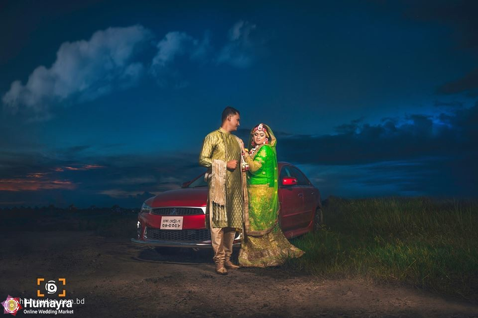 Nazmul Sharmin Wedding