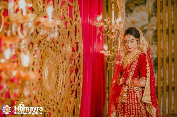 Wedding of Farha