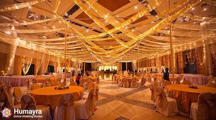 wedding community center select