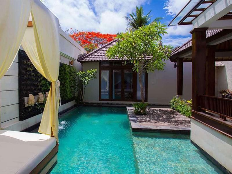 Astagina Resort Villa and SPA 1