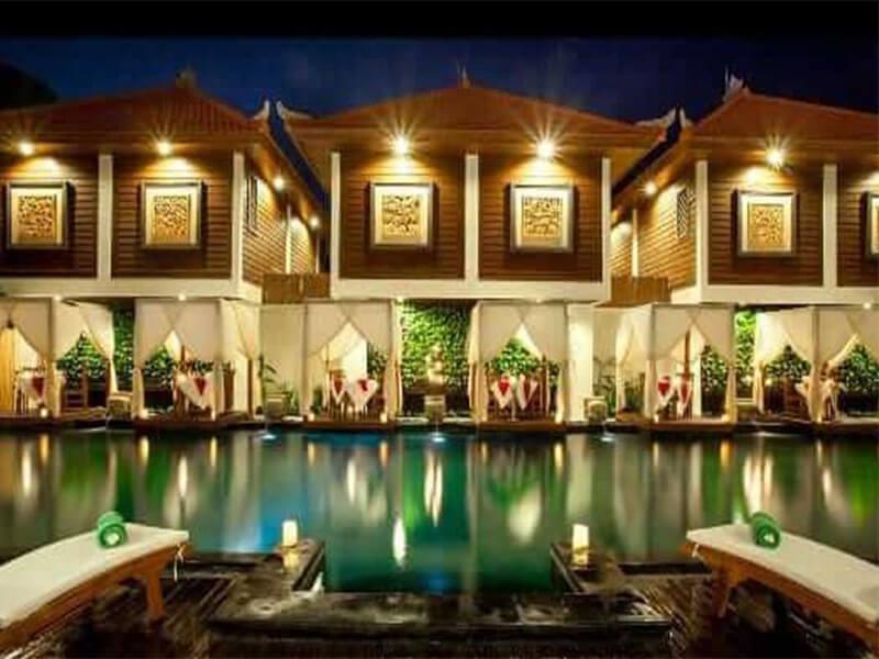 Astagina Resort Villa and SPA 8