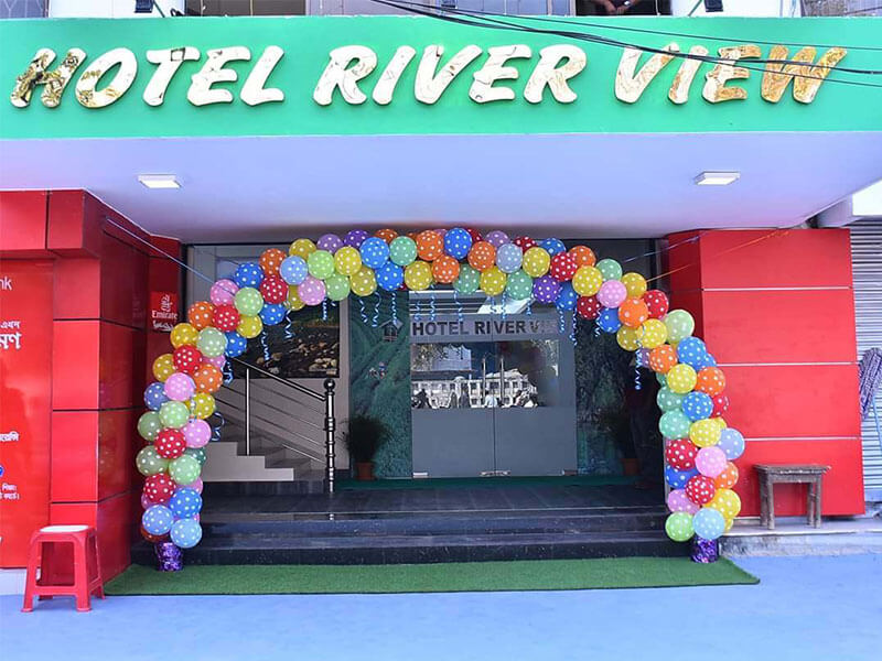Hotel River View 1