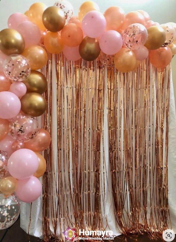 Birthday Stage Decorations 1