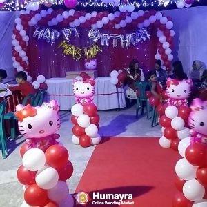 Birthday Stage Decorations 8