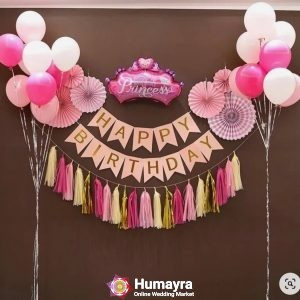 Birthday Stage Decorations 9
