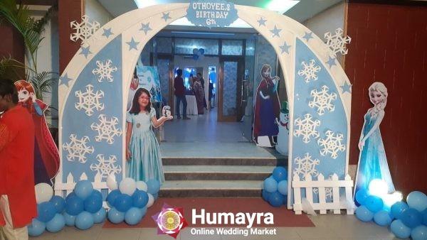 Birthday Stage Decorations 4