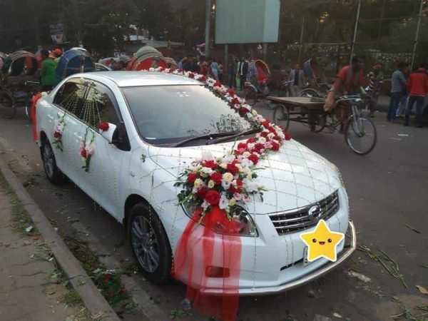 Car Rental for Wedding in Dhaka (4)