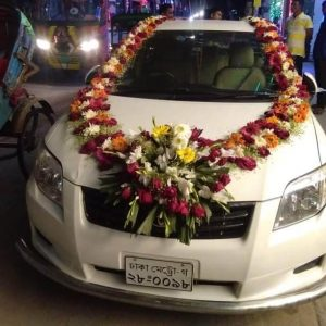 Car Rental for Wedding in Dhaka 1