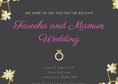 wedding invitation card (4)