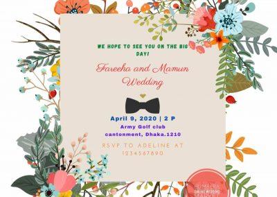 wedding invitation card (6)