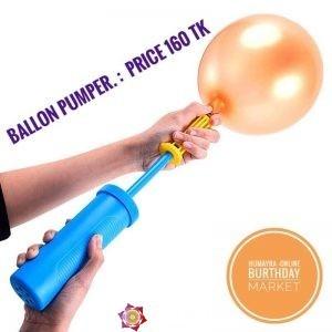 Ballon Pumper