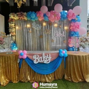 Birthday Stage Decorations 13