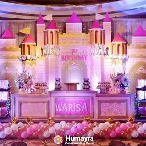 Birthday Stage Decorations 21