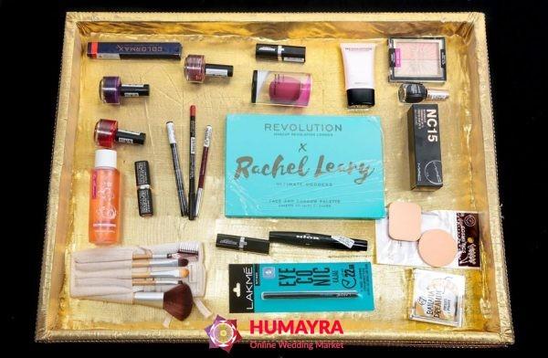 Colour Cosmetics for Bride 2