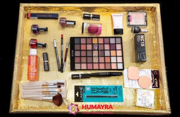 Colour Cosmetics for Bride 3
