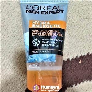 LOREAL Men Expert Facewash 100 ml (Made in Indonesia) Price- 420 BDT