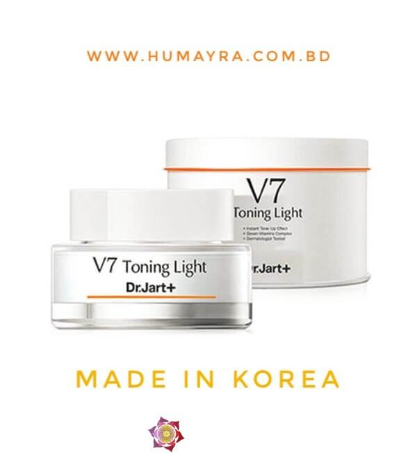V7 Toning Light DrJar+
