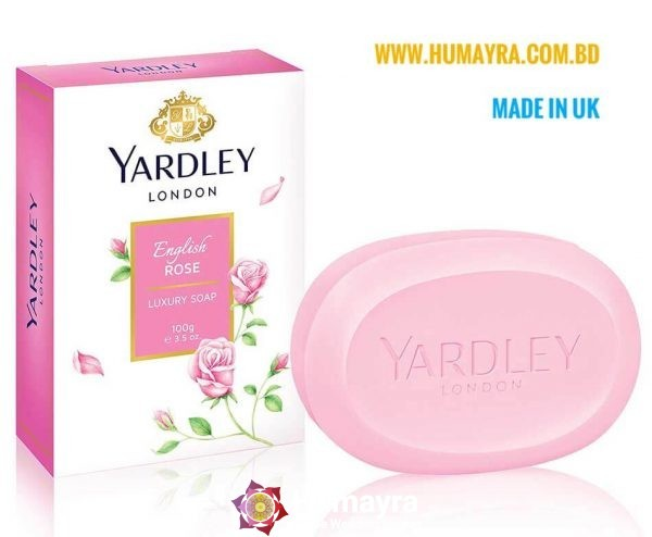 Yardley Luxury Soap