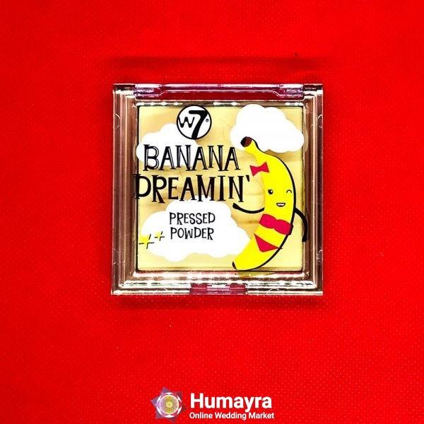 W7 Banana DREAMIN pressed powder price in bd