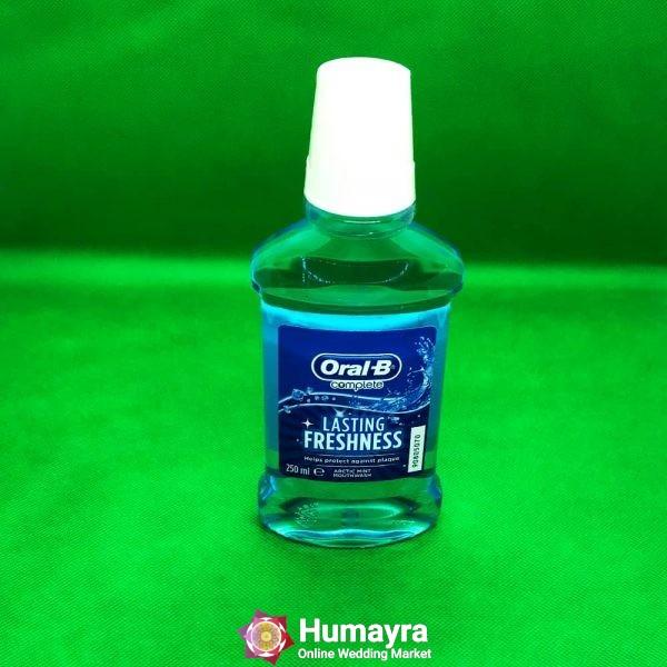 Oral-B Mint Mouthwash
