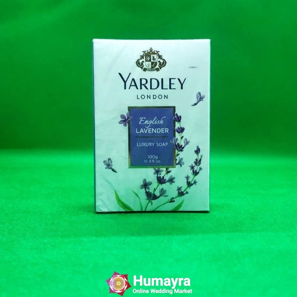 Yardley English Lavender Luxury Soap