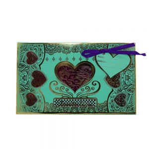 Wedding Invitaion Card 35.1 TK