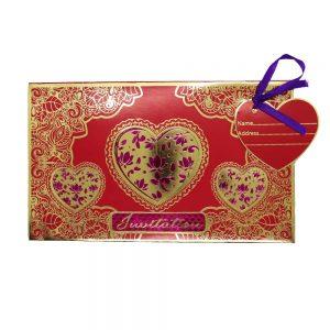 Wedding Invitaion Card 35.2 TK