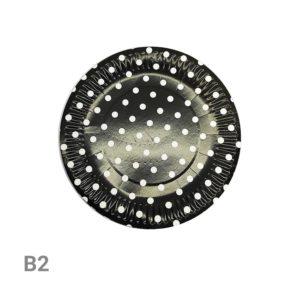 plate-black