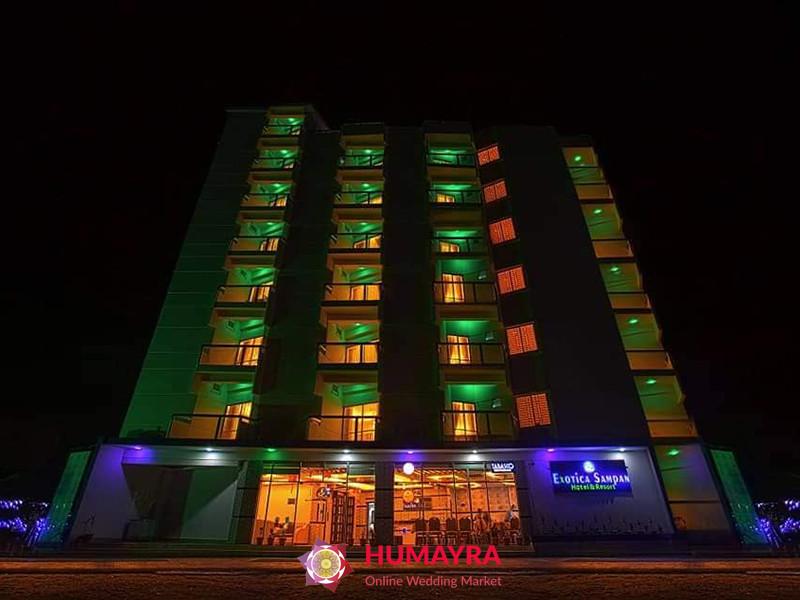 Exotica Sampan Hotel Resort 1