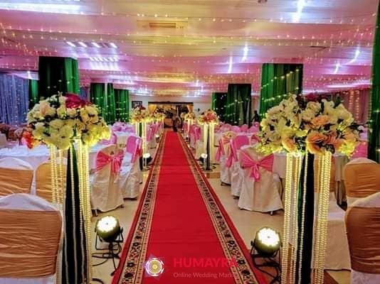 wedding planner in dhaka