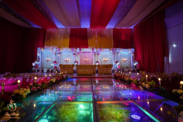 Sky Born Event Wedding Planner 10
