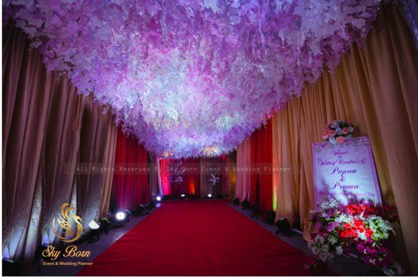 Sky Born Event Wedding Planner 11