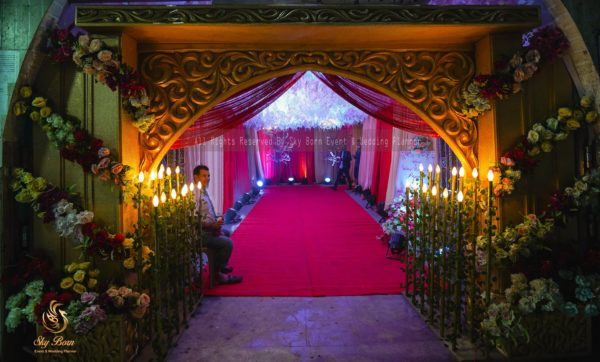 Sky Born Event Wedding Planner 12
