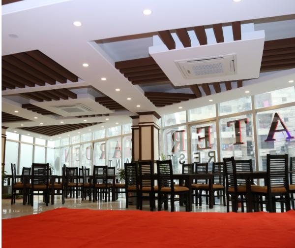 Water Garden Restaurant & Convention Hall 3
