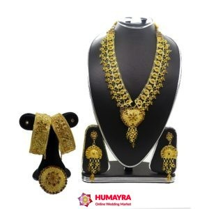Wedding Jewelery Rent in Bangladesh set 1
