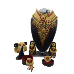 Wedding Jewelery Rent in Bangladesh set 10
