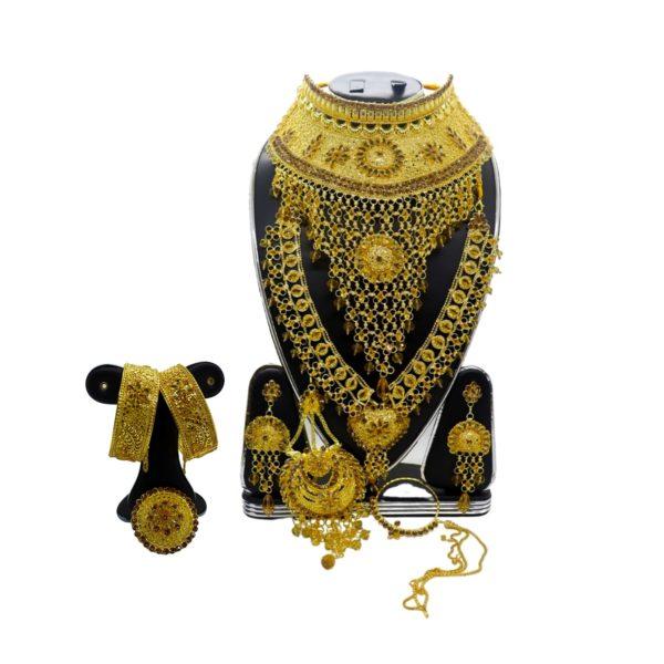Wedding Jewelery Rent in Bangladesh set 2
