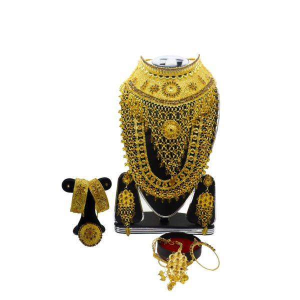 Wedding Jewelery Rent in Bangladesh set 3
