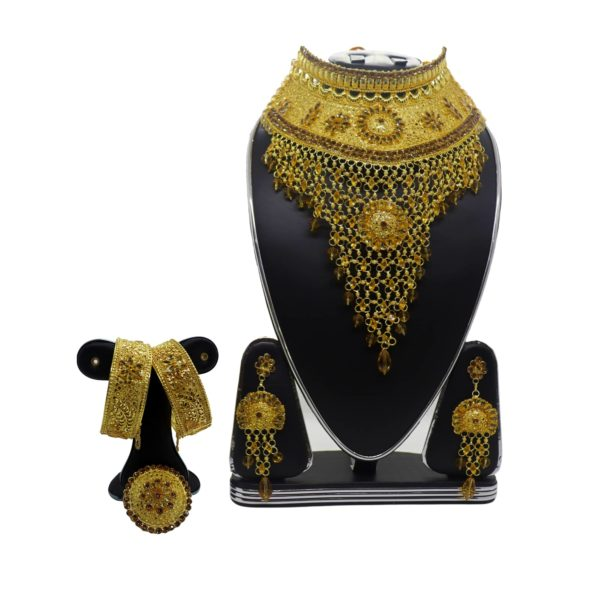 Wedding Jewelery Rent in Bangladesh set 5