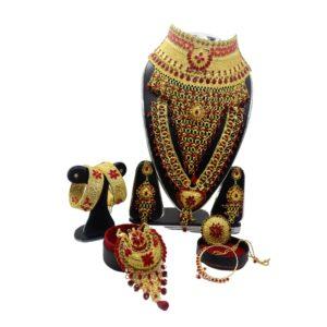 Wedding Jewelery Rent in Bangladesh set 6