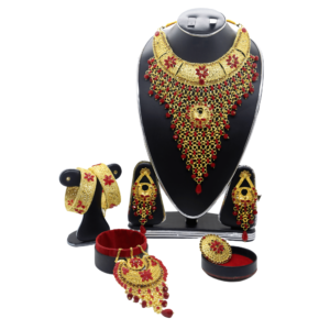 Wedding Jewelery Rent in Bangladesh set 7